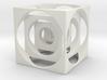 Turners Cube 3d printed