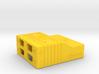 Chameleon 64 housing (body - part 1 of 2) 3d printed