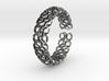 Honeyfull Q Bracelet, Medium Size, d=65mm 3d printed
