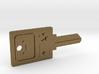 BMO House Key Blank - SC1/68 3d printed