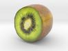 The  Kiwifruit-Half-mini 3d printed