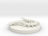 Giant Centipede 3d printed
