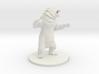 Dire Bear 3d printed