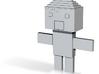 Minecraft Boy 3d printed
