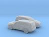 1/120 2X 2015 Volvo XC 70 3d printed