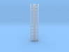 Extension Ladder 12Ft 1-87 HO Scale (2PK) 3d printed