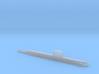 USS Nautilus (SSN-571), 1/2400 3d printed
