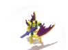 Legion TFP Windrazor Blaster 3d printed