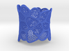 Double Voronoi Bracelet (v2) 3d printed