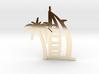 Burj Al Arab- Pendant 3d printed