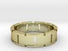 Ø0.764/Ø19.41 mm Back To The Future Ring 3d printed