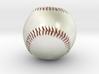 The Baseball-2-mini 3d printed