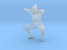 1/24 Fitness Girl 010 3d printed
