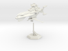 Star Sailers - Dauntless - Destroyer (refit) 002 3d printed