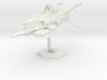 Star Sailers - Drenyggar - Destroyer 001 3d printed