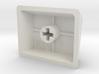Shield Keycap (R1, 1.25x) 3d printed