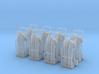 Oxy Acetylene Welder 01. 1:64 Scale 3d printed
