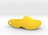 Wooden Shoe Keychain/Pendant (Klomp Sleutelhanger) 3d printed