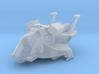 Raptor, Combat (Battlestar Galactica), 1/270 3d printed