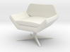 1:12 Sly Lounge Chair 3d printed