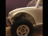 Sand Scorcher Wheel Arches / Inner Fenders set 3d printed
