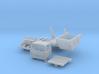 Vierer-Club-LKW Absetzkipper (TT 1:120) 3d printed