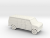 1/87 1975-91 Ford E-Series Van 3d printed