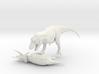 Tyrannosaurus VS Triceratops 1:40 3d printed