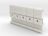Slider 'Type S' for SwitchPic-Panels  3d printed in white