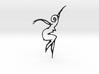 Ute Laux: Gret Palucca - Dance 20 3d printed