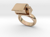 Toilet Paper Ring 16 - Italian Size 16 3d printed