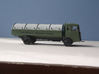 1:43 Dennis 1940s Refuse Carrier 3d printed Detailing added.  Handles on cart use loco hand-rail knobs.