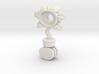 Custom Flowey Inspired Lego 3d printed
