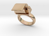 Toilet Paper Ring 22 - Italian Size 22 3d printed