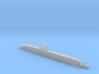 1/700 Barracuda Class Submarine (Waterline) 3d printed