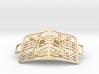 Graceland Gate Bracelet 3d printed
