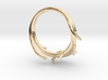 Thorn Ring 3d printed