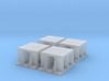 Proto N Scale (1:160) Boller & Hodge Bridge Shoe 3d printed