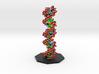 DNA Molecule Standing Standard 3d printed