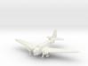 Douglas B-18A Bolo 1/144 3d printed