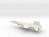 1/144 NAA X-15A2 3d printed