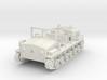 PV114A Type 98 Ro-Ke Artillery Tractor (28mm) 3d printed