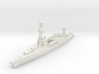 Northampton class cruiser 1/1800 3d printed