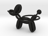 Balloon Dog Ring size 1 3d printed