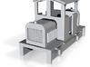 009 Centercab diesel loco 3d printed