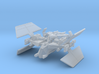 Razorwire Imperial Bomber (1/270) 3d printed