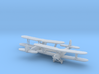 Polikarpov PO-2 1/200 3d printed