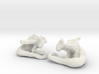 Cuddley Baby Dragons 3d printed