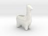 Llama Planters - Small 3d printed