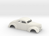 1/16 1940 Ford Coupe 3 Inch Chop 3d printed